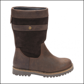 Cabotswood Exmoor Chocolate Short Country Boot 1