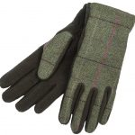 Hoggs of Fife Caledonian Tweed Gloves