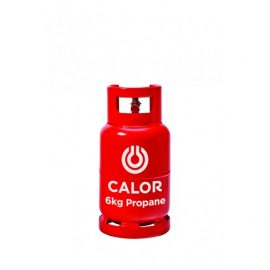Calor 6kg Propane Gas Bottle