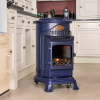 Calor Provence 3kw Portable Gas Stove Heater Blue 2