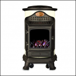 Calor Provence 3kw Portable Gas Stove Heater Cream 1