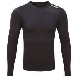 Castle Tuff Stuff Basewear Long Sleeve Thermal Black Top 1