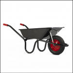 Chillington Camden Classic Black 85L Wheelbarrow
