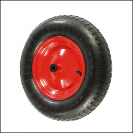 Chillington Wheelbarrow SW-350 Pneumatic Wheel Replacement 1