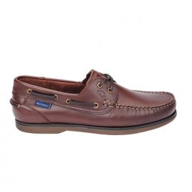 Clipper Chestnut Deck Shoe