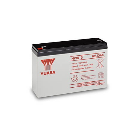 Clulite B2 6 Volt Battery