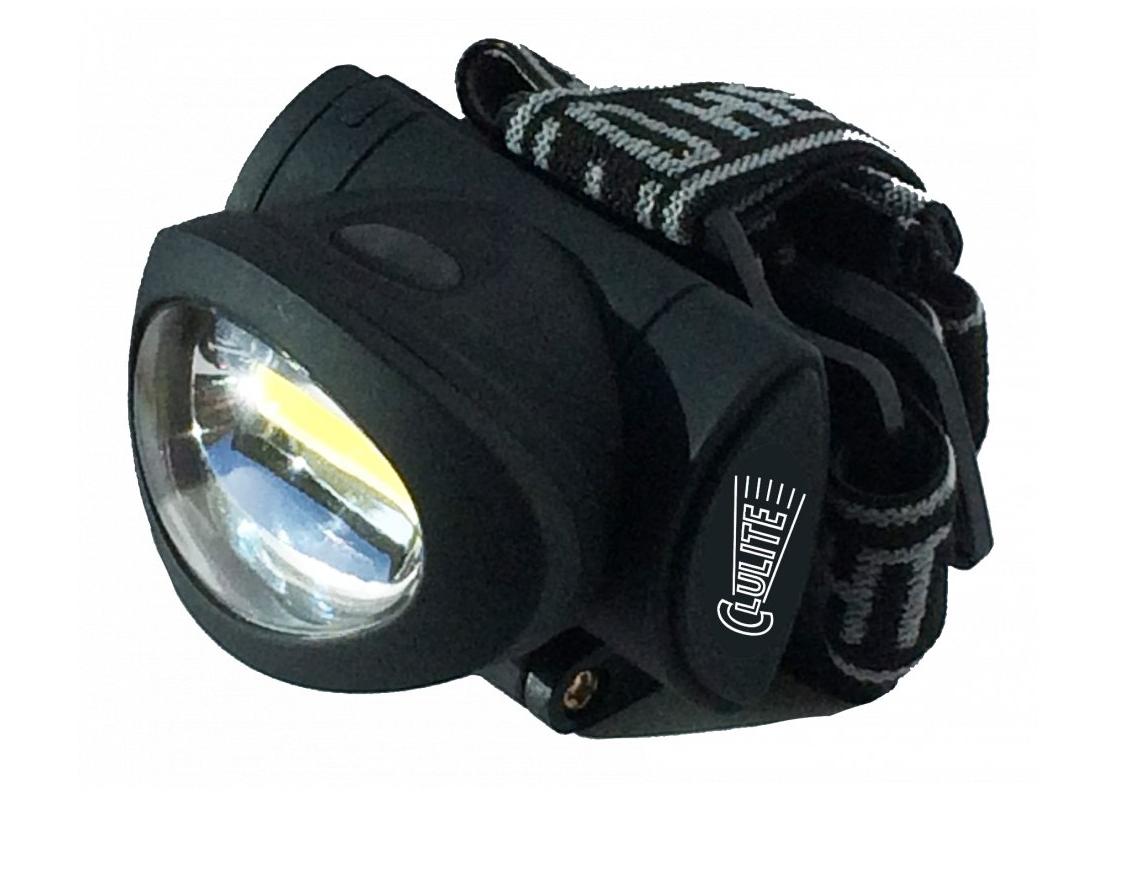 Clulite Super Bright Cob LED Headlight 1