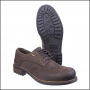Cotswold Oxford Mens Brown Shoe 2