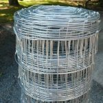 Tornado C8/80/15 Galvanised Stock Fencing