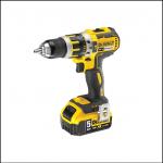 DeWalt 18V XR Compact Brushless Combi Hammer Drill 1