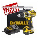 DeWalt 18V XR Compact Brushless Combi Hammer Drill 2
