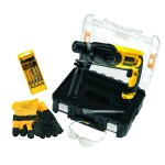 DEWALT D25013KT 22mm SDS-Plus Combi-Hammer Drill