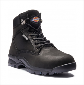 Dickies Corbett Women's Black Safety Boot