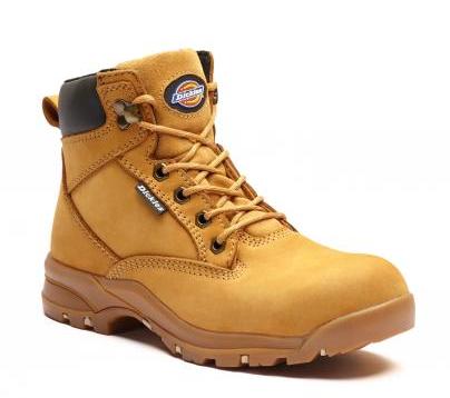 Dickies Corbett Women's Honey Safety Boot 1