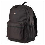 Dickies Creston Black Backpack 1