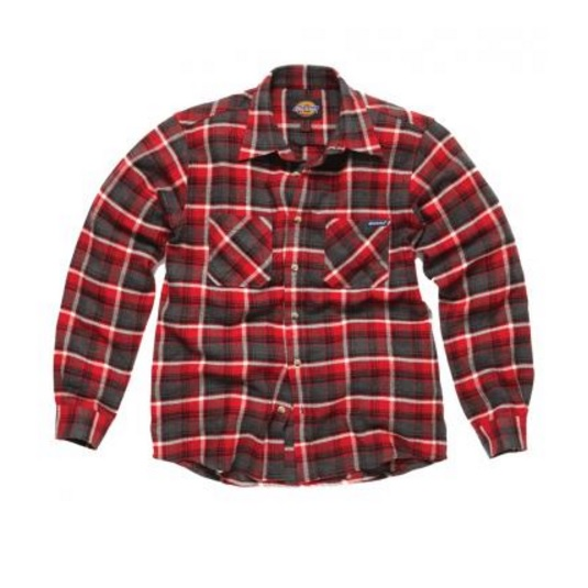 Dickies Fannel Check Shirt