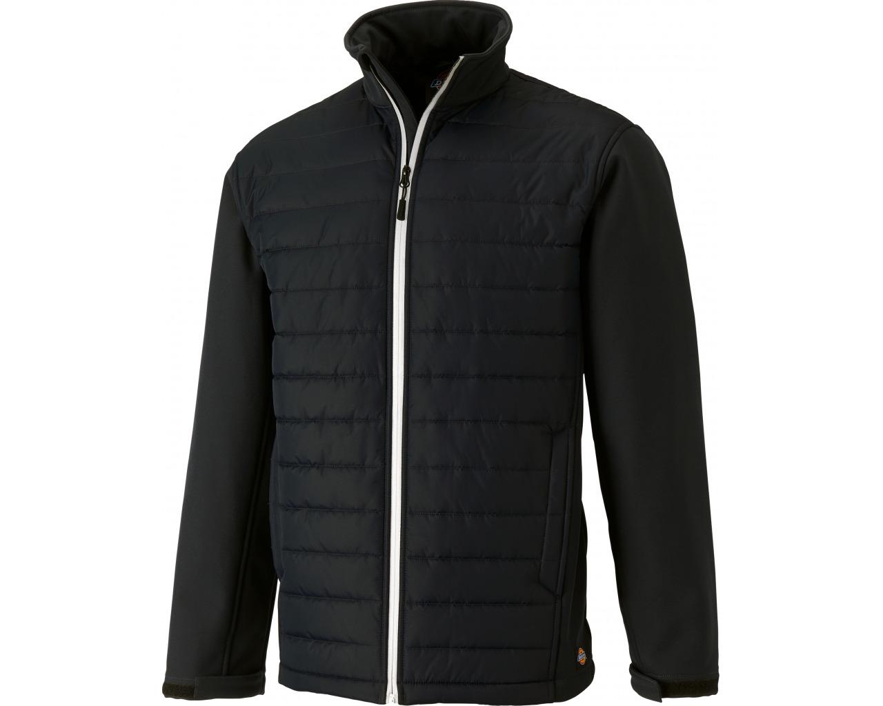 Dickies Loudon Black Jacket 1