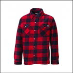Dickies Portland Red Check Shirt 1