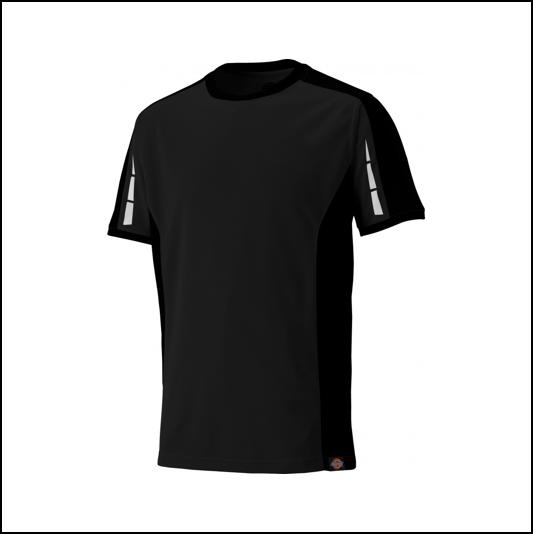 Dickies Pro Black T Shirt 1