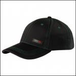 Dickies Pro Cap - Black-Green 1