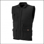 Dickies Professional Combat Black Bodywarmer 1