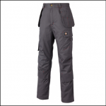 Dickies Redhawk Pro Grey Work Trousers 1