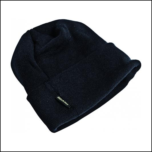 Dickies Thinsulate Black Watch Hat 1