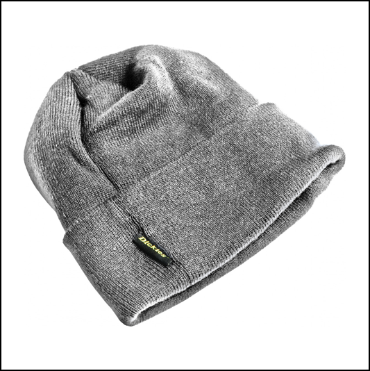 Dickies Thinsulate Grey Watch Hat 1