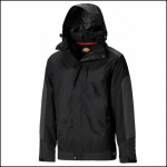 Dickies Thornley Black Waterproof Jacket 1