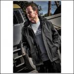 Dickies Thornley Black Waterproof Jacket 3