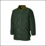 Dickies Westfield Wax Jacket Bottle Green 1