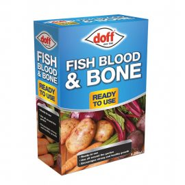 Doff 1.25kg Fish Blood & Bone Ready to use