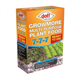 Doff 1.25kg Growmore Plant Food
