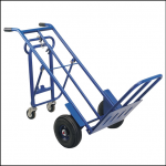Draper 3 in 1 Heavy Duty Sack Truck 1