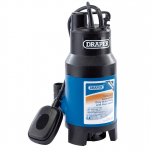 Draper 34567 Submersible DIRTY Water Pump with Float 1