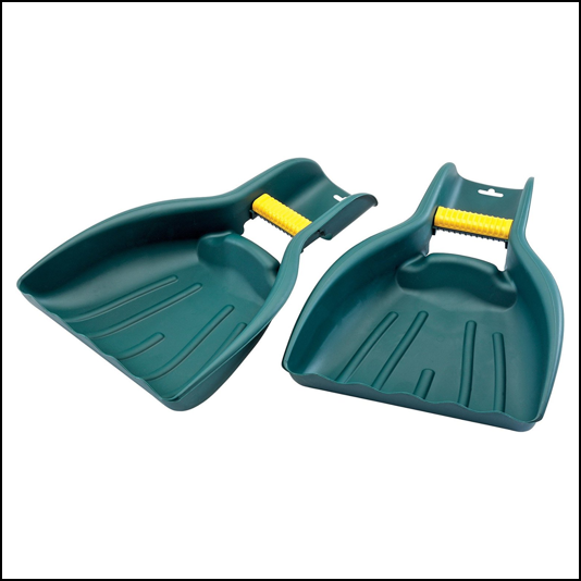 Draper Heavy Duty Leaf Collectors (Pair) 1