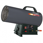 Draper Jet Force Propane Space Heater 15KW-50kBTU 1