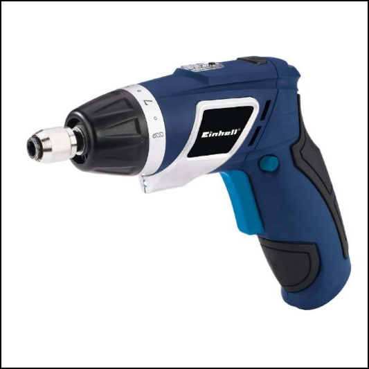 Einhell BT-SD 3.6 Li Cordless Screwdriver with Holster 1