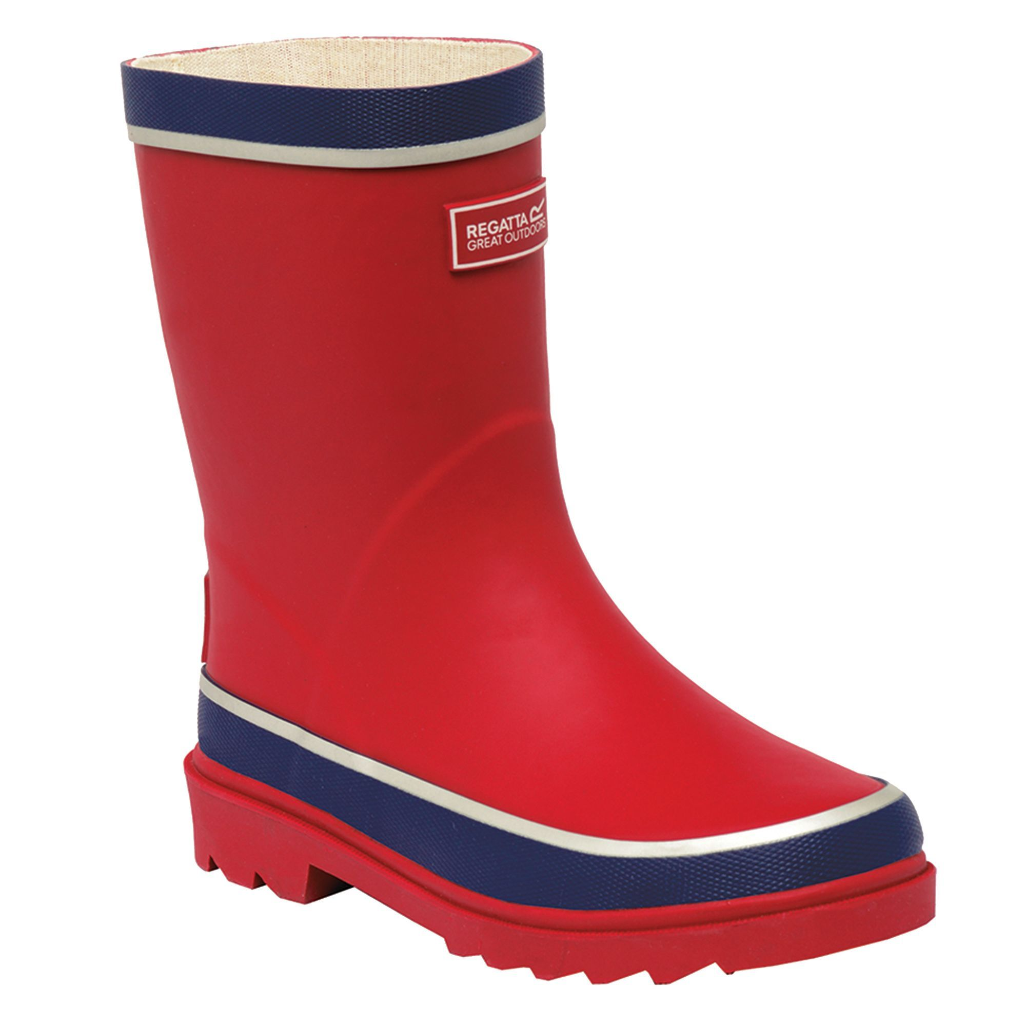 Regatta Foxfire Jnr Senator Red Welly