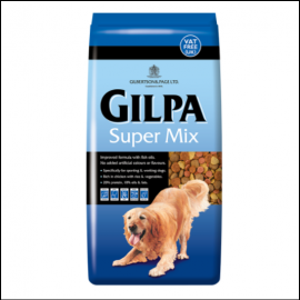 Gilpa Super Mix Adult Dog Food 15kg