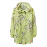 Joules Golightly Waterproof Lime Floral