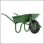 Haemmerlin Aktiv Original 90L Pneumatic Wheelbarrow 1