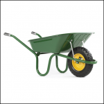 Haemmerlin Aktiv Original 90L Puncture Free Wheelbarrow 1