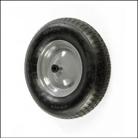 Haemmerlin Wheelbarrow PW-400 Pneumatic Wheel Replacement 1
