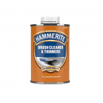 Hammerite Brush and Clearner and Thinners