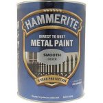 Hammerite Metal Smooth Paint