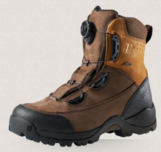 Harkila Big Game Boa GTX 8 Brown Boots 1