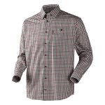 Harkila Milford Shirt Beetroot Check 1