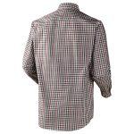 Harkila Milford Shirt Beetroot Check 2