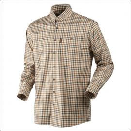 Harkila Milford Shirt Spice Check 1